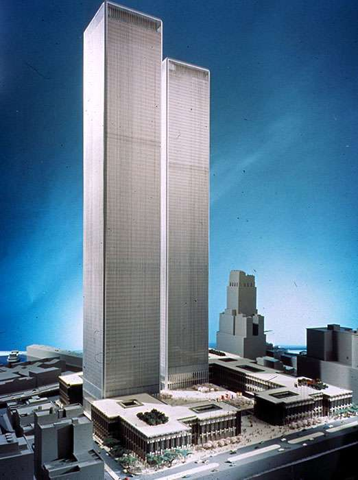 twin towers research paper An initial microstructural analysis of a36 steel from wtc building 7 by jr barnett, rr biederman, and rd sisson, jr the collapse of the world trade center (wtc) towers on september 11, 2001, was as sudden as it was dramatic the complete destruction of such massive buildings shocked nearly.